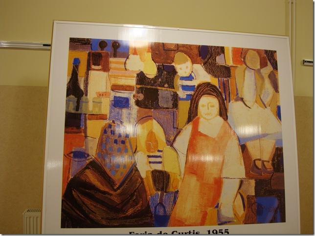 Maria Antonia Dans en Vinilo sobre plakart