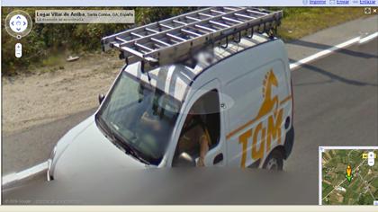 TGM en Google Street View