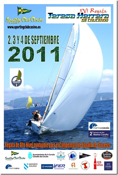 cartel REGATA 2011