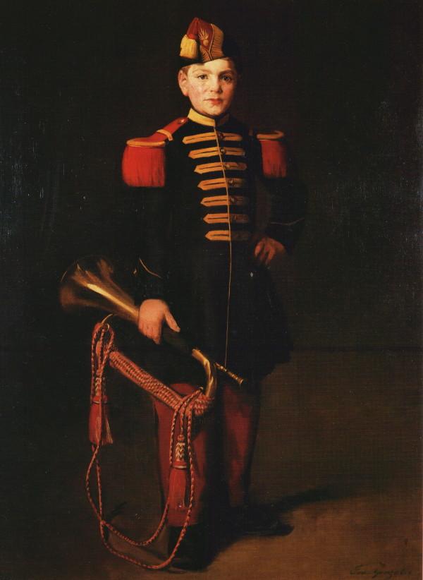 El soldadito, Eva Gonzàles